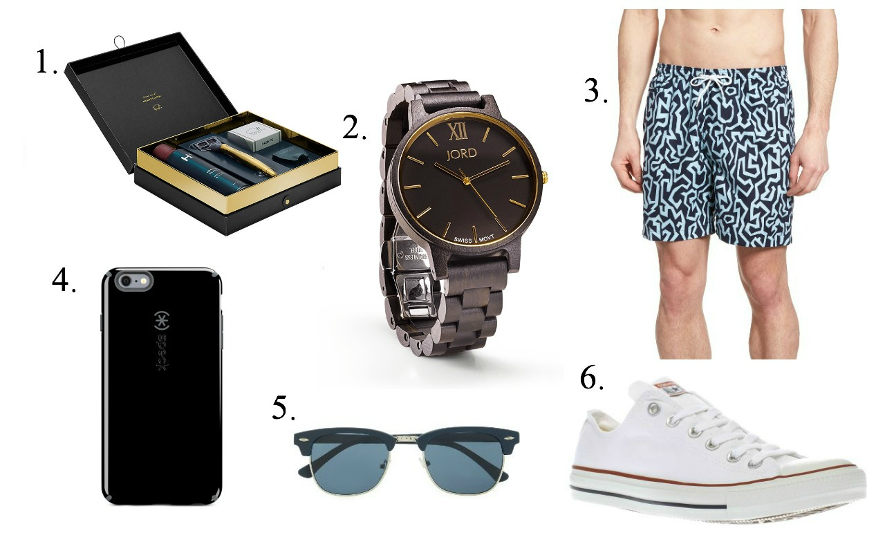 Father's Day Gift Guide (Feat. JORD Watches)