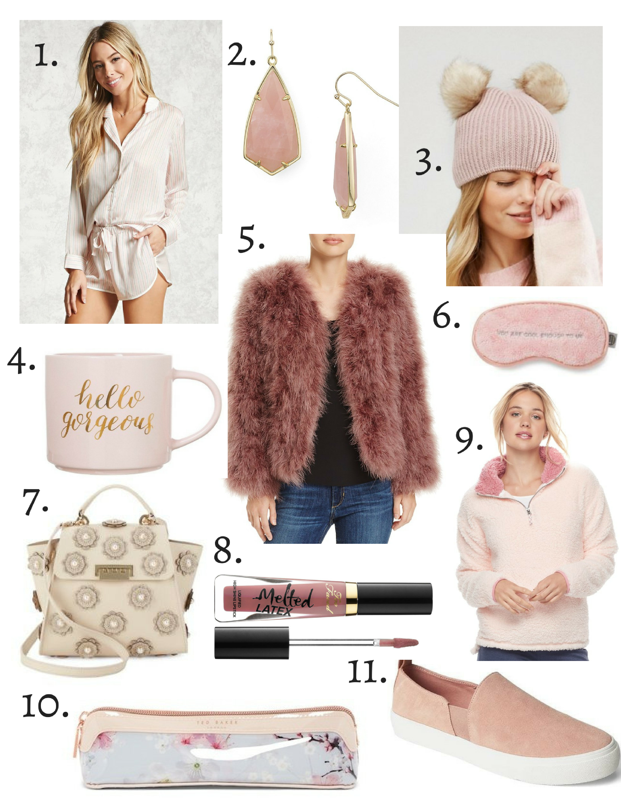 girly girl gift ideas holiday gifts for the ultra feminine pink