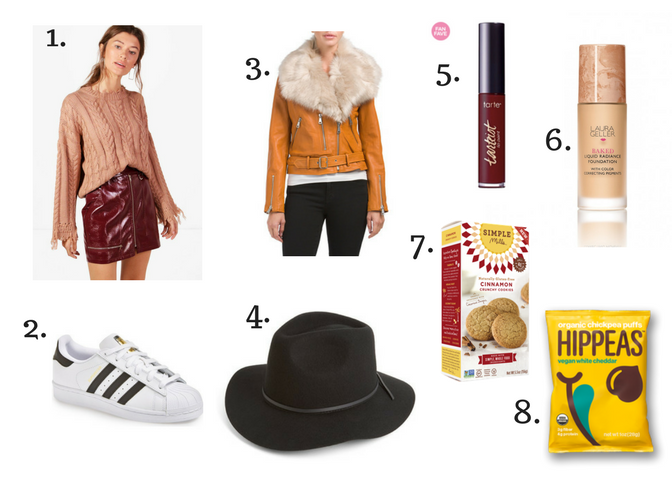 October Favorites 2017: Fashion, Food, Beauty and More!