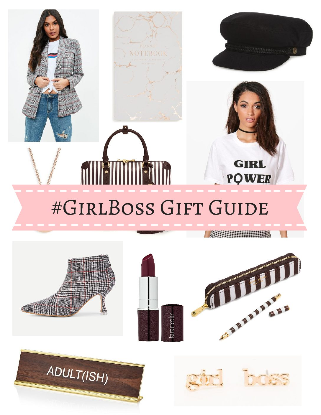 GirlBoss Gift Guide: Holiday Gifts For the Working Fashionista